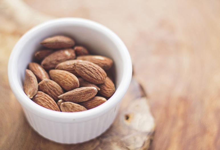 Las almendras contienes muchas proteínas beneficiosas (Pixabay)