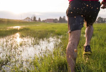 El trail running es una práctica que requiere mucho esfuerzo(iStock)