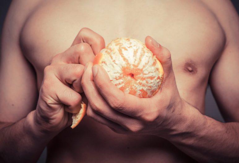 La vitamina C de la naranja ayuda a la recuperación muscular del corredor (iStock)