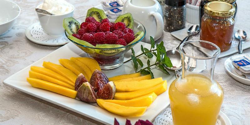 Desayuno equilibrado (Pixabay)