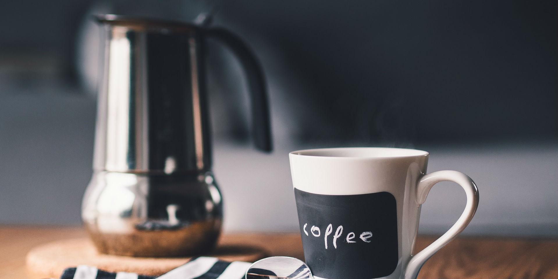 Muchos sólo toman un café antes de salir de casa por las mañana (Pixabay)