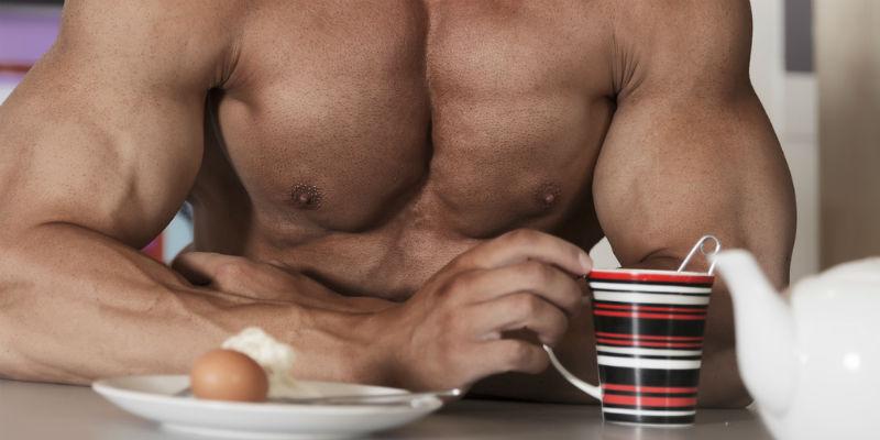 Los huevos son el mejor alimento para aumentar la masa muscular (iStock)