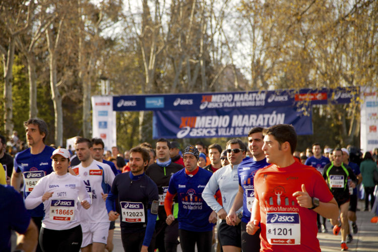 En Madrid hay eventos deportivos durante todo el año (iStock)