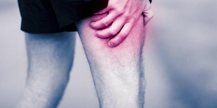 Rotura de fibras musculares del muslo (iStock)