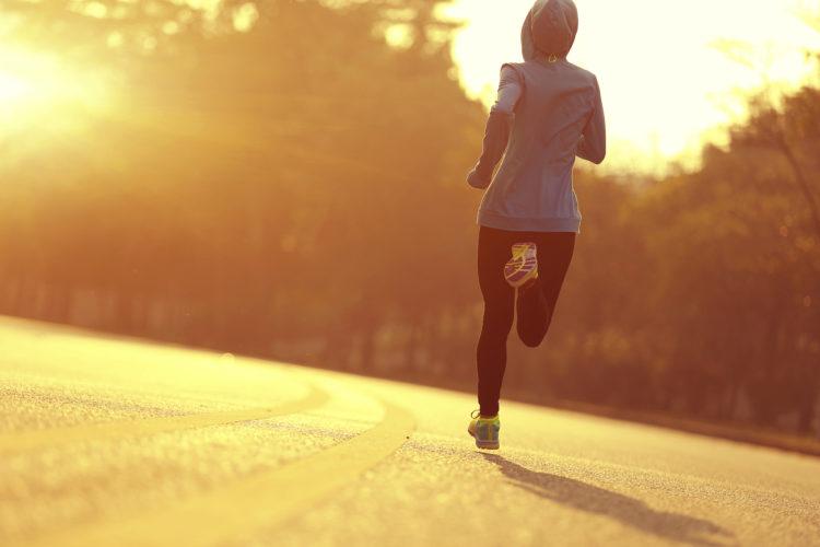 Kilómetros y kilómetros para ganar resistencia (iStock)