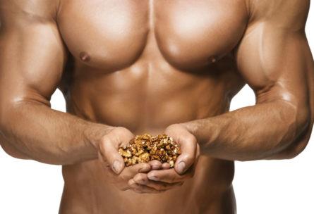 Los alimentos fit facilitan la absorción de los nutrientes adecuados por el cuerpo para aguantar el ejercicio (iStock)