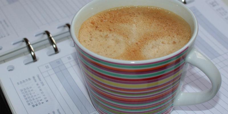 La cafeína aumenta los niveles de adrenalina (Pixabay)