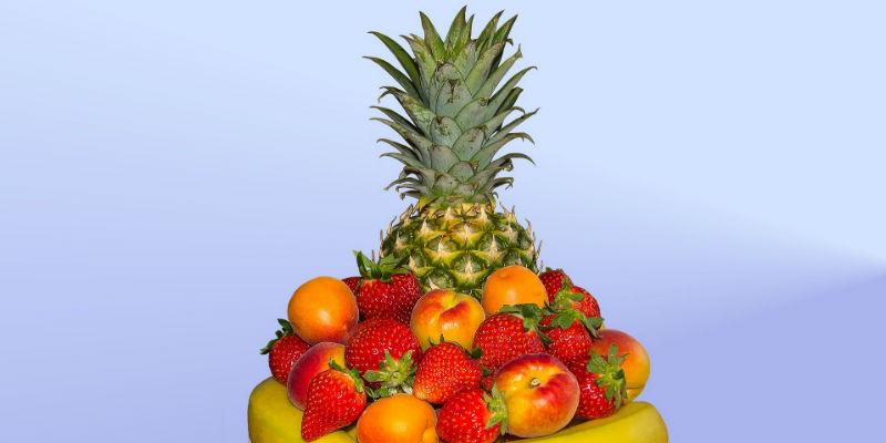 Las frutas rehidratan y reponen fuerzas después del sexo (Pixabay)