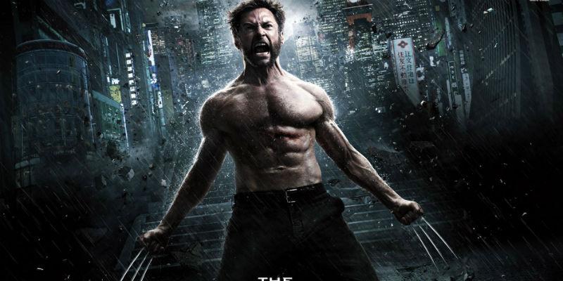Hugh Jackman en su papel de Lobezno (promocional)