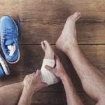5 lesiones típicas del pie del runner