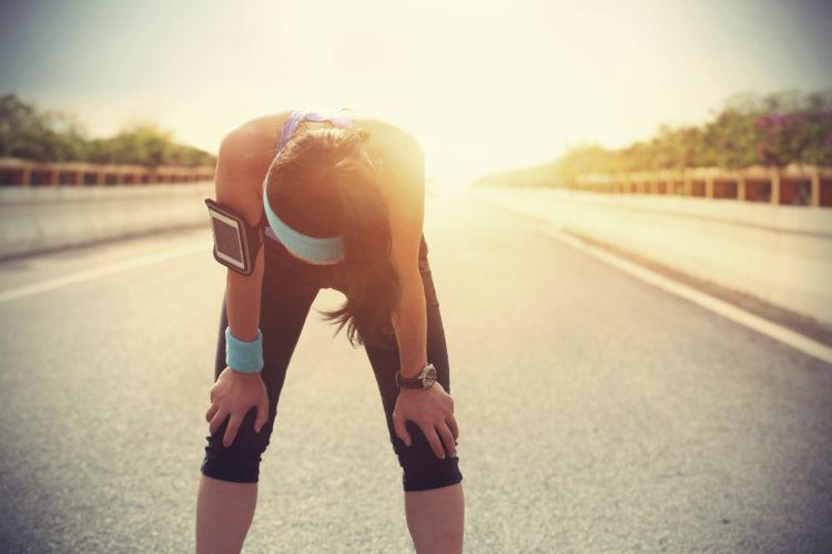 Si al correr en verano nos sentimos mareados debemos parar (iStock)