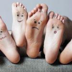10 consejos para cuidar tus pies