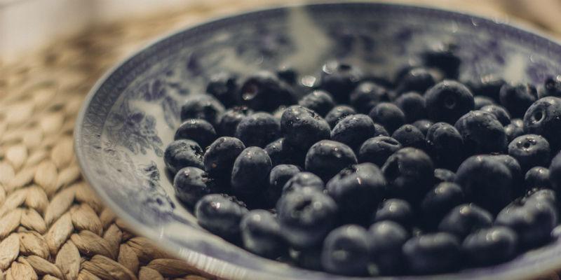 Los arándanos tienen una alta capacidad antiinflamatoria y antibacteriana (Pixabay)