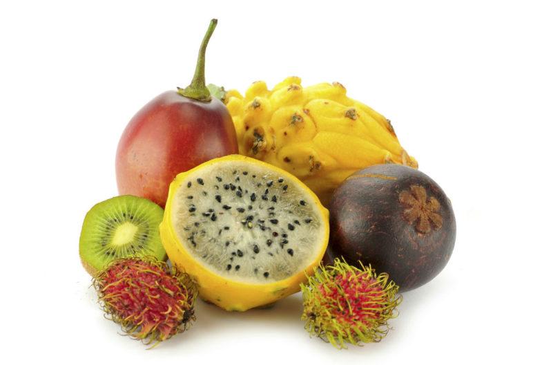 Frutas desconocidas con grandes propiedades nutricionales (iStock)
