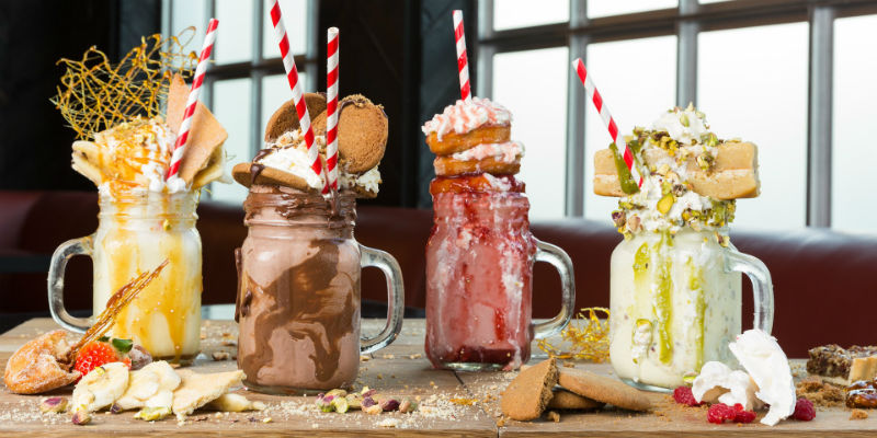 La lactosa es un azúcar que provocan la inflamación del intestino (Pixabay)