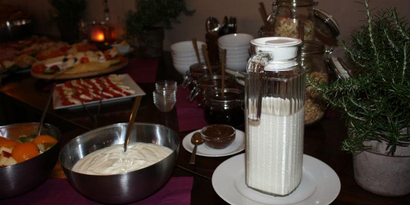 Los lácteos siempre tienen ciertos beneficios asociados a su consumo (Pixabay)