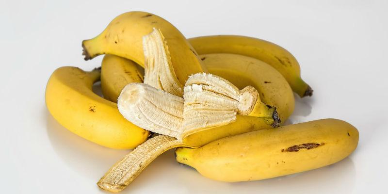 El plátano es un alimento indispensable en cualquier dieta (Pixabay)