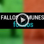 Fallos comunes: fondos con banco