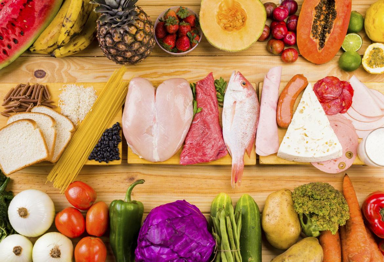 Clasificación De Alimentos: La Base De Una Dieta