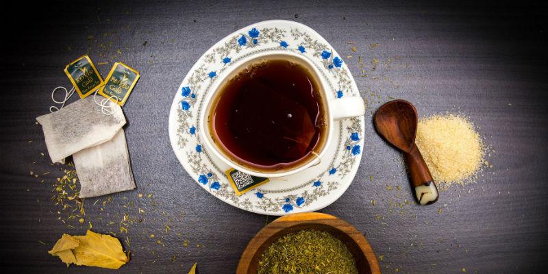 El té verde favorece el proceso de la digestión (Pixabay)