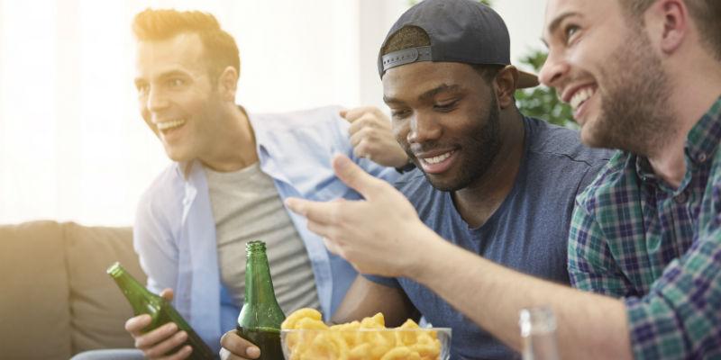 También se puede disfrutar de una copa de vez en cuando (iStock)