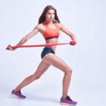 5 ejercicios con minibandas que puedes hacer fácilmente