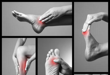 Estiramientos para los pies (iStock).