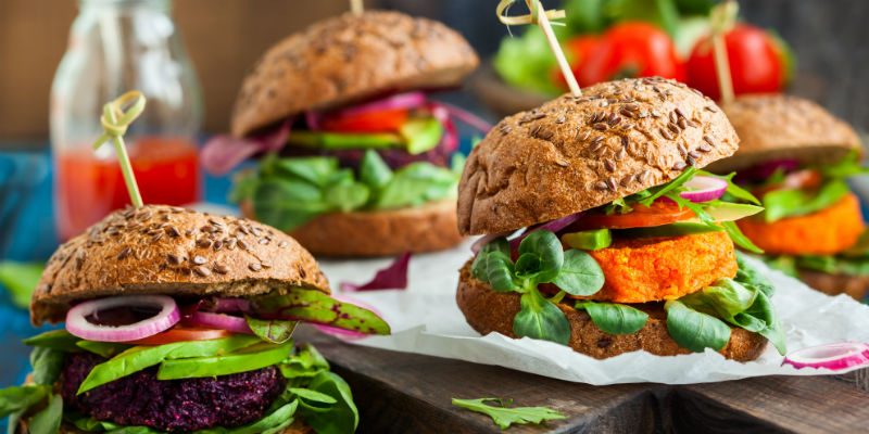 El flexívoro es «un vegetariano que ocasionalmente come carne». (iStock)