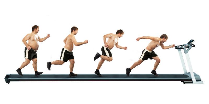 No se pueden modificar los genes, pero sí los factores externos que influyen en el de sobrepeso: alimentación y ejercicio. (iStock)