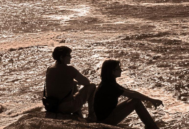 Escuchar solo el ruido de las olas. Mindfulness .Sereas - amaianos (Flickr)