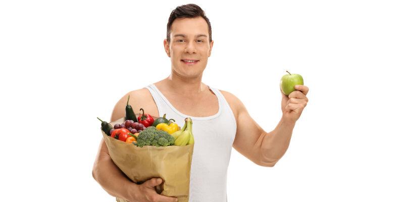 Con la dieta vegana es más fácil mantenerse en un peso saludable (iStock)
