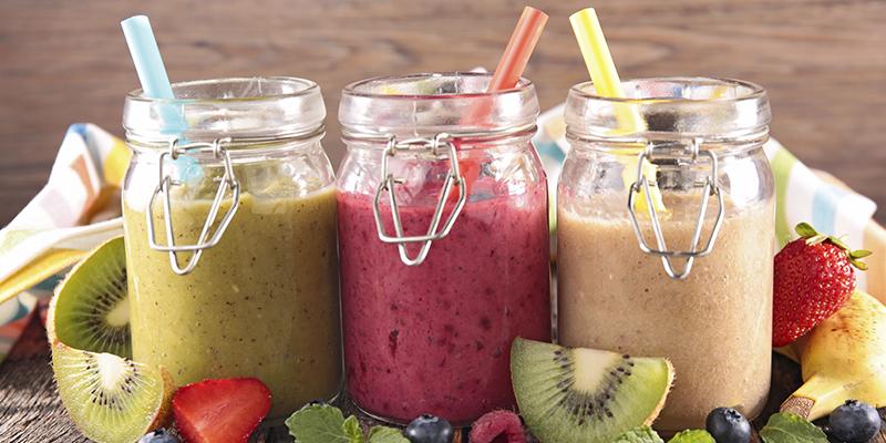 Smoothies de frutas (iStock)