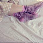 Dormir con o sin calcetines