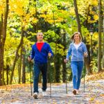 Cómo ponerte en forma con Nordic Walking