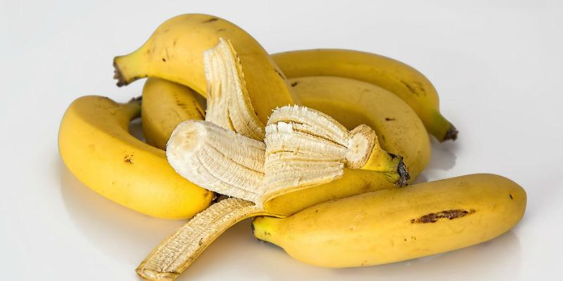Plátanos (Pixabay)