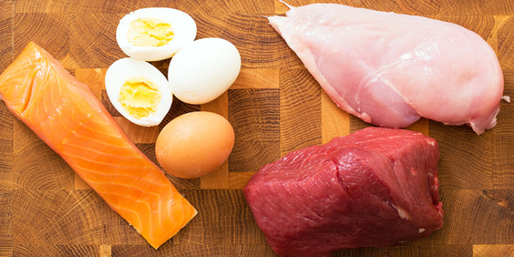 Proteinas (iStock)