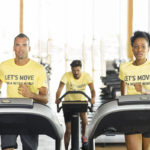 """Let's Move for a Better World"": entrena y ayuda a entrenar"
