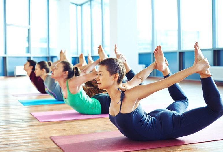 El body balance mezcla yoga, pilates y Tai Chi. (iStock).