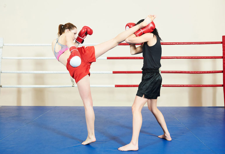 Hay varios tipos de boxeo basados en artes marciales. (iStock)