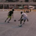 Camps to champs: así entrenan los refugiados