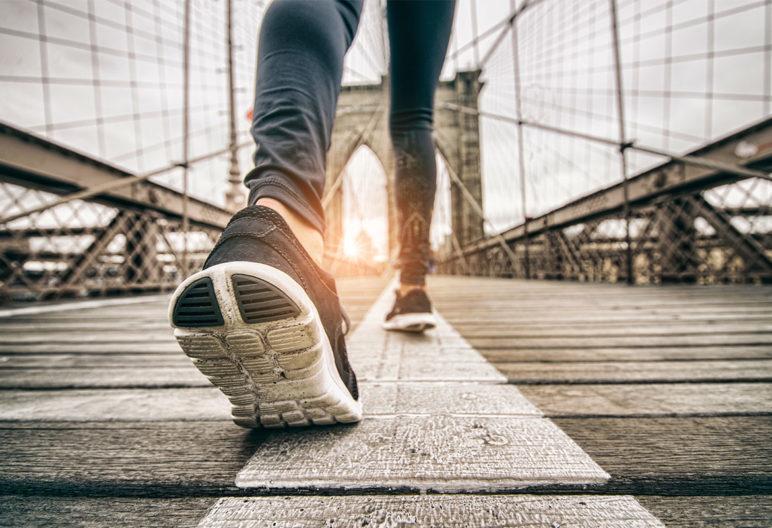 ¿Mejor correr o andar? Todo depende. (iStock).