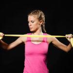 5 ejercicios con gomas para adelgazar