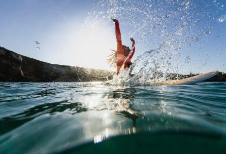 El surf es un deporte plenamente de verano (Istock)