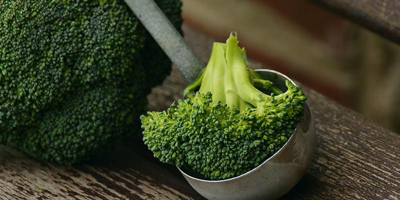 Alimentos como el brocoli no te ayudan para nada (Pixabay)