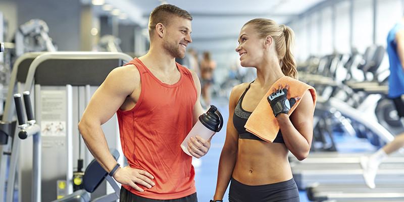 Puede que el amor de tu vida no vaya al gym (iStock)