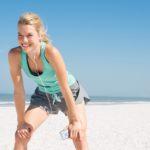 5 beneficios de correr en la playa