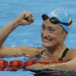 Otra medalla para Mireia: así de intensos son sus entrenamientos