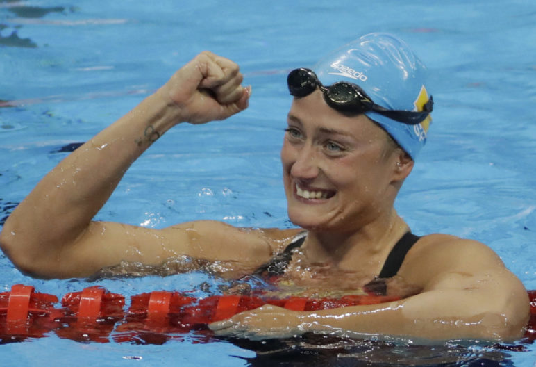 Mireia, la mejor nadadora española de todos los tiempos (GTRES)