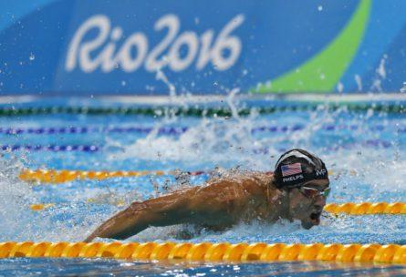 Michael Phelps, el deportista con más medallas olímpicas de la historia (GTRES)