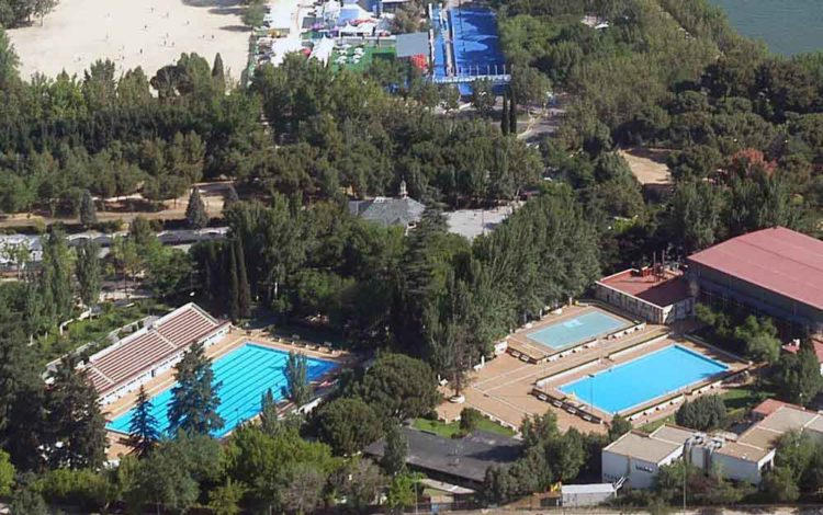 Tres piscinas para disfrutar (madrid.org)